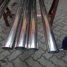 304不銹鋼圓管44.5*1.5 外徑精準不銹鋼制品管48.4*2.0 50.8*3.0