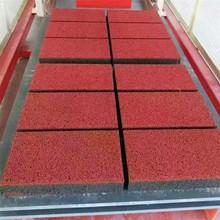供應大型砌塊成型磚機 5-15型全自動液壓彩磚機  彩色路面磚機