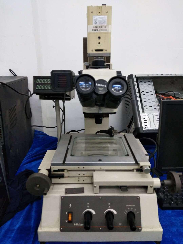 二手三丰工具显微镜Mitutoyo工具显微镜200*150 现货销售工显