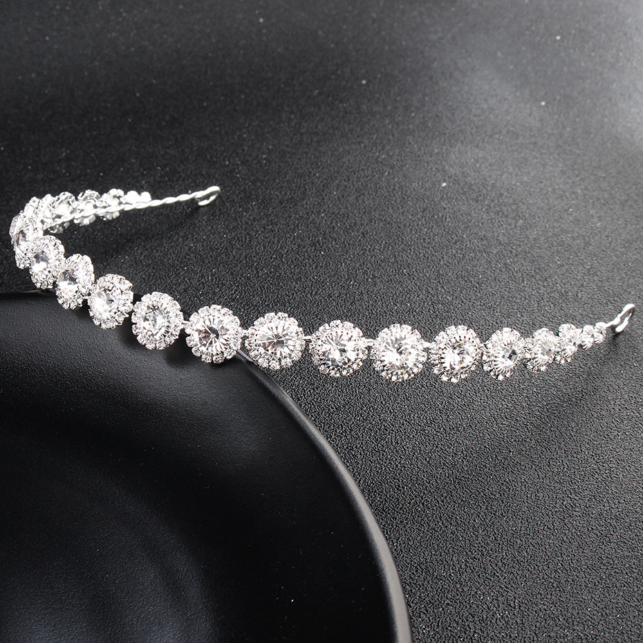 Alloy Fashion Flowers Hair accessories  Alloy NHHS0527Alloy