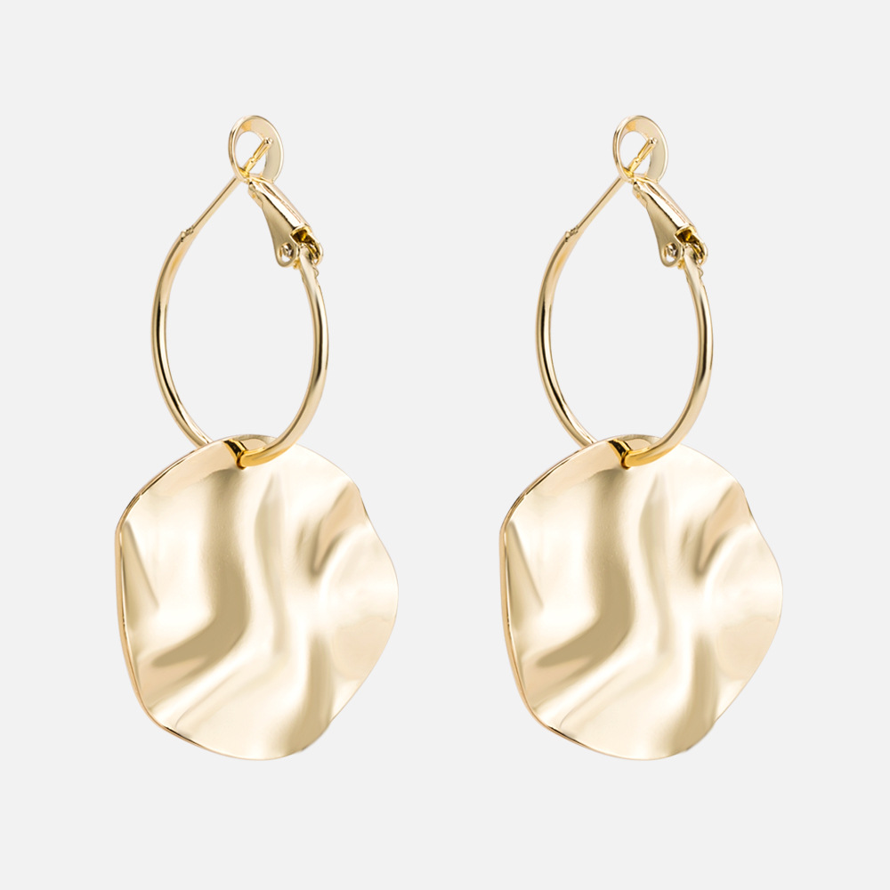 Alloy Fashion Geometric earring  (Alloy) NHYT1409-Alloy