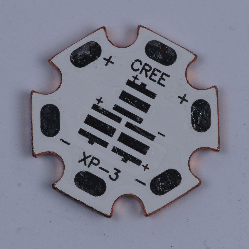 cree-xp3铜基板车灯
