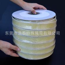 芳纶盘根密封条 耐磨耐高温高压 浸渍聚四氟乙烯盘根绳工厂直销