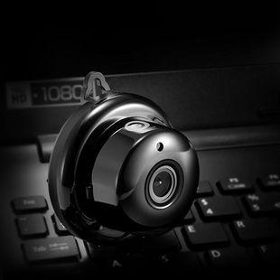 1080P高清無線智能攝像頭 家居安防監控攝像機 WIFI夜視安防相機