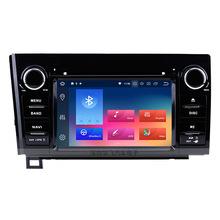 适用于06-13丰田坦途/红杉 7寸触屏安卓车载DVD导航影音播放器