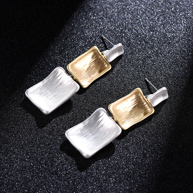 Alloy Fashion Geometric earring  (66189018) NHXS2084-66189018