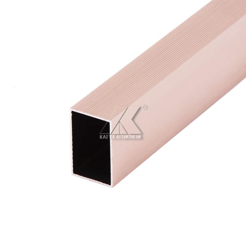 铝方管方通型材 3020铝材方管 氧化着色铝型材 广东铝型材 方管
