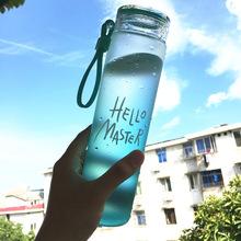 抖音同款网红渐变色玻璃杯七彩杯子耐热磨砂水杯学生创意便携?#20449;? />                                     </a>                                     <div class=