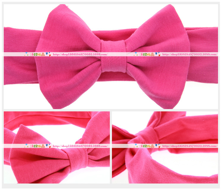 Cloth Fashion Flowers Hair accessories  (red)  Fashion Jewelry NHWO0598-red