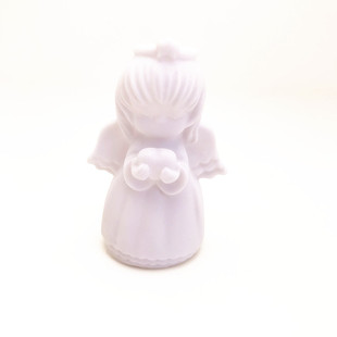 A011【Night light manufacturers】Christmas Explosion Style Angel Night Light Colorful Christmas Gift Light