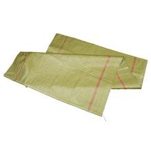 70*113编织袋筒料编织快递袋定制 黄色编织麻袋饲料包装袋批发