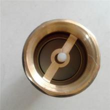 油泵閥 加濾網底閥加油配件 帶過1寸銅底機止 自吸回閥 油底閥