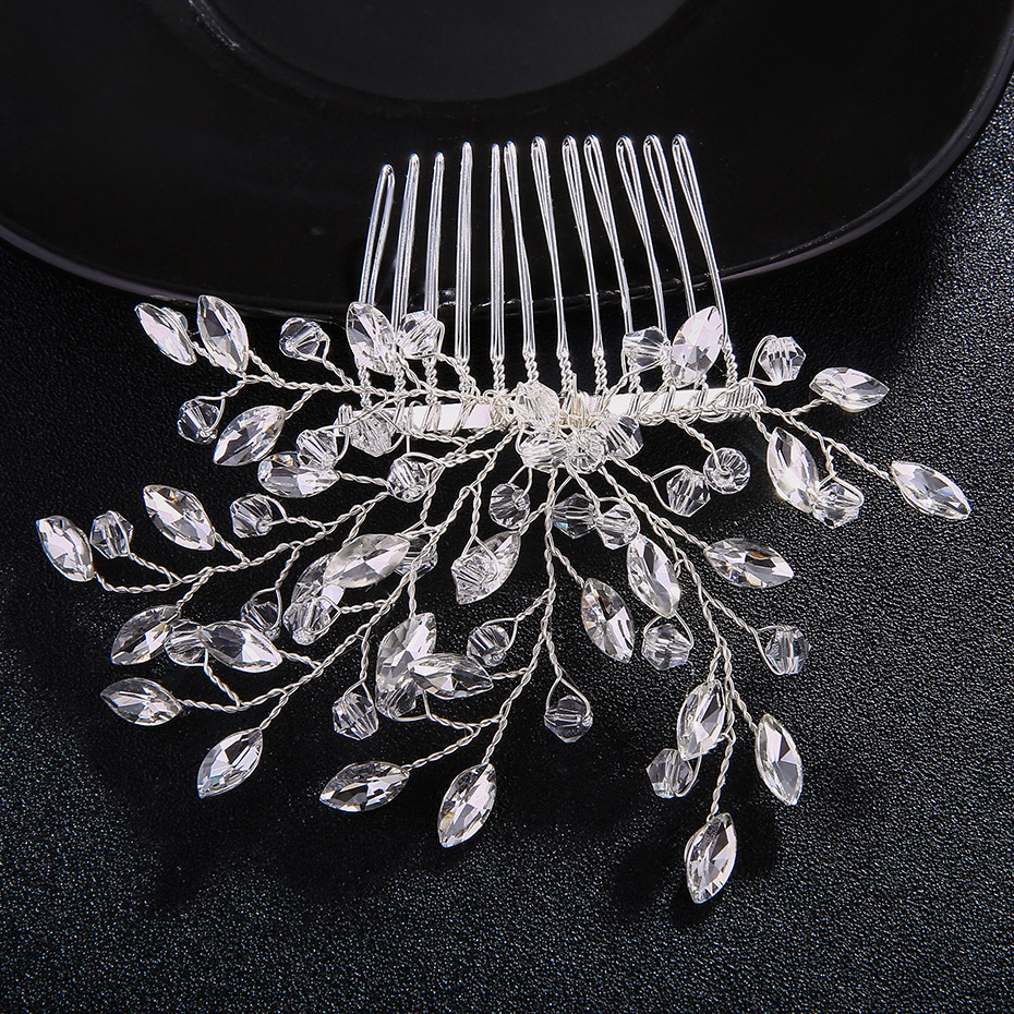 Alloy Fashion Geometric Hair accessories  (Alloy) NHHS0107-Alloy