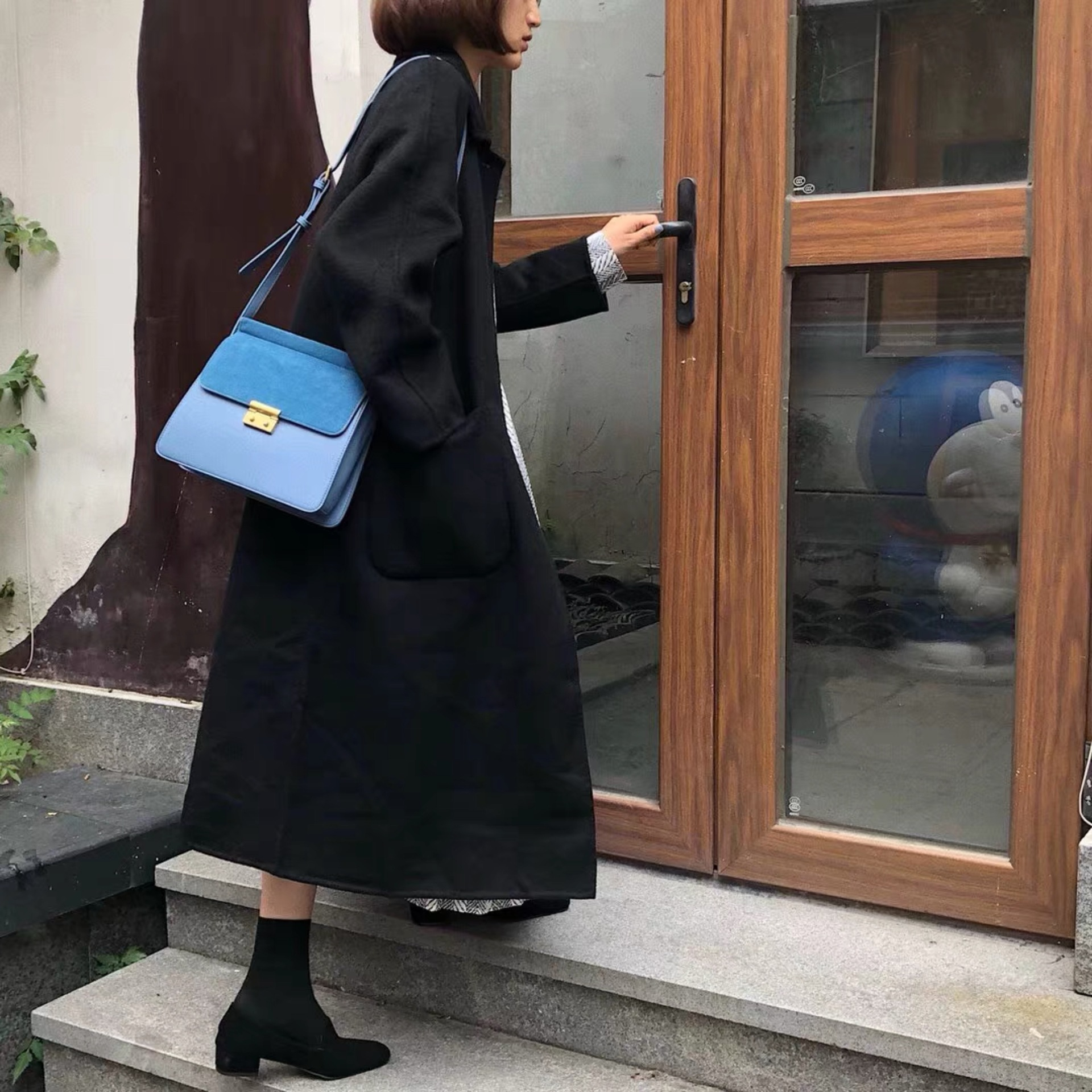 Manteau de laine femme - Ref 3417290 Image 16