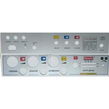 立体标牌铭牌pc PVC PET电磁炉薄膜面贴电饭煲按键面贴厂家直销