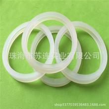 廠家供應東莞 LED燈具防水硅膠密封件 環保防塵橡膠密封圈