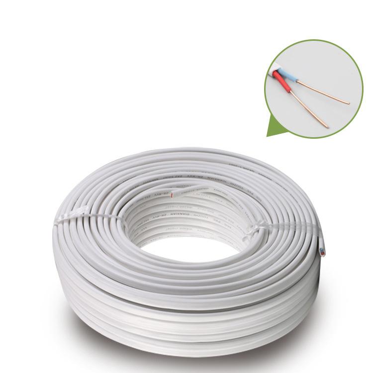 厂家直销RVVB电线电缆 家用优良纯铜护套线 酒店工程装修电子线