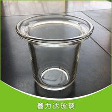 玻璃杯 马桶杯 厂家定制 可蒙砂 可定制logo