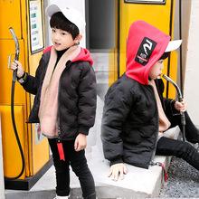 2018新款秋冬儿童通道中场款童装时尚韩版厂家直销批发1811#