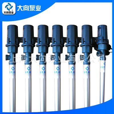 热销推荐 SB-10新型耐酸高扬程电动油桶泵 直流普通电机油桶泵