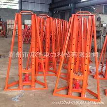 厂家直销 拆卸式电缆放线支架 可制动电缆放线架CXS-5