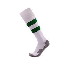 2018新年款訓練足球襪成人兒童男女長筒襪子毛巾底運動襪地攤批發