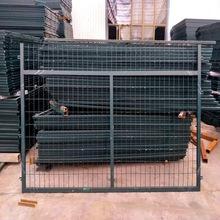 铁路框架护栏网 铁路专用防护栅栏 8001 8002防护围栏网 隔离栅