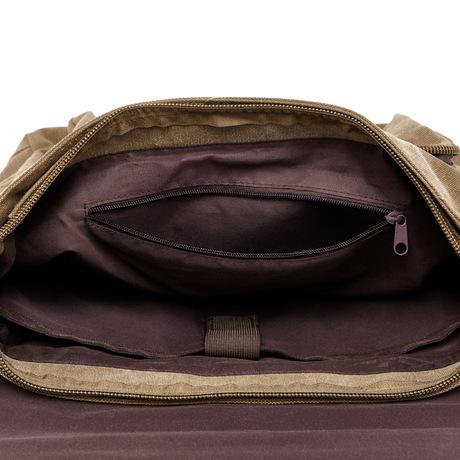 Túi đeo vai nam ngoài trời Thời trang giản dị Túi Messenger nam phiên bản Hàn Quốc của xu hướng túi trung tính máy tính xách tay bán buôn