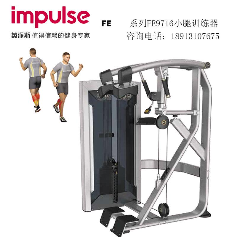 英派斯impulse立式小腿训练器FE9716企业单位豪华别墅力量健身器