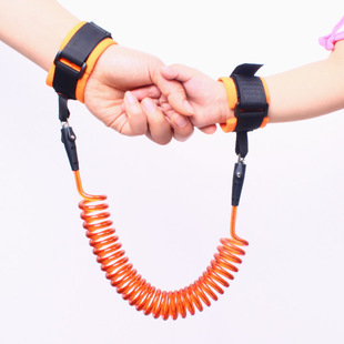Child anti-lost belt traction rope baby safety child anti-lost bracelet anti-lost anti-lost belt can be customized