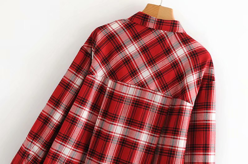 Cotton Fashion  coat  (red-S) NHAM6697-red-S