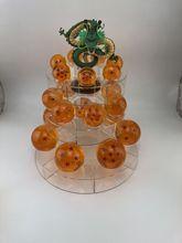 龙珠球全套产品套装包装日本动漫七龙珠桌面摆件手办模型水晶龙珠