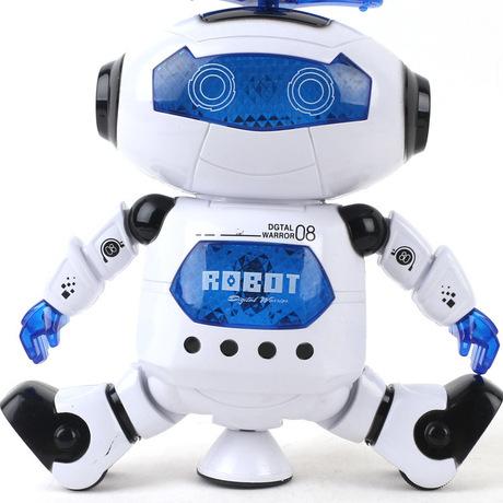 Khiêu vũ đồ chơi robot thông minh robot điện không gian nhảy đồ chơi robot thông minh robot Mô hình robot