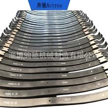 奔馳鋼板懸架阿克托斯重卡板彈簧重型運輸車板簧片Actros卡車懸架
