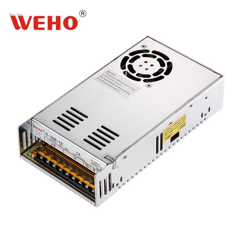 伟豪配27V专用开关电源S-350-27质量可靠S-350W-27V-13A有CE