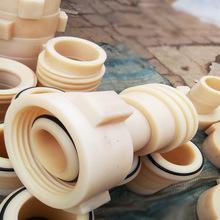 廠家供應塑料快速接頭 尼龍油壬  活接頭 液壓膠管接頭 規格齊全