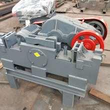 小型方钢折断机  废旧双头钢筋切断机紧实可靠圆钢筋头下料机价格
