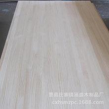 厂家直销环保新西兰辐射松直拼板 辐射松集成材 优质松木板材