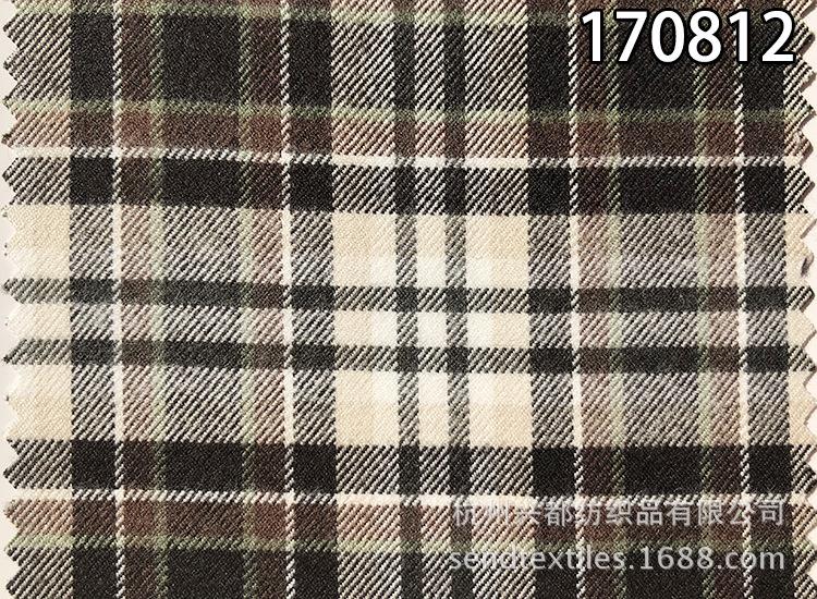 170812纯天丝色织格拉毛1