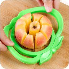 水果切片器 苹果切片器 大号 不锈钢苹果刀切果器现货