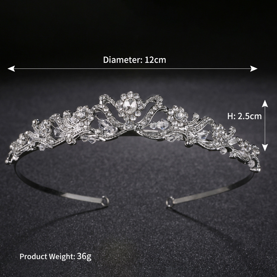 Alloy Fashion Geometric Hair accessories  (Alloy) NHHS0317-Alloy