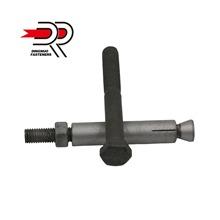 后扩底锚栓机械锚栓大小头碳钢镀锌化学锚栓螺栓自切式机械
