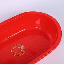 厂家 加厚成人塑料大浴盆 成人浴缸 大长盆 养殖盆 料缸 浴缸厂家