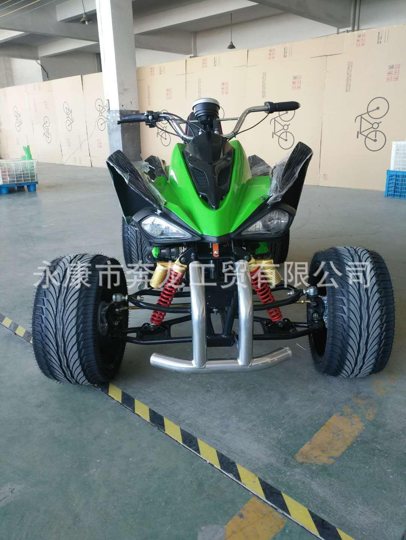 越野车电动大火星沙滩车四轮摩托车电动车电瓶车60V2200W轴传动