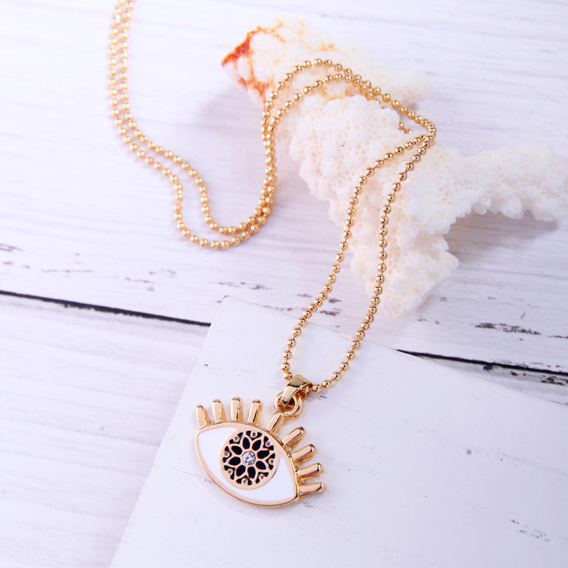 Alloy Fashion Animal necklace  (Photo Color) NHQD5315-Photo-Color