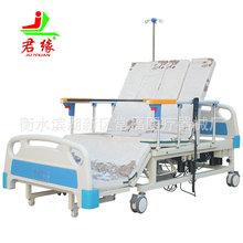 手动电动两用翻身护理床 家用多功能病床 老人瘫痪医疗自动床