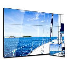 LG49寸1.8mm拼縫高清液晶拼接屏車站廠家工業4K顯示器電視墻全息
