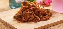 素蓮素香絲88g黃包新品芝香味素肉 休閑零食