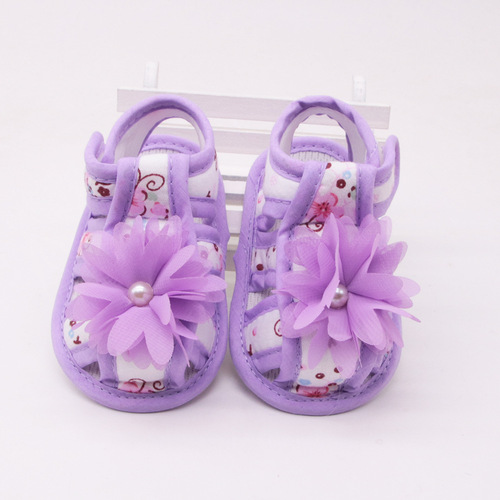 Princess sandals soft soled baby shoes girl shoes sandals months girl shoes