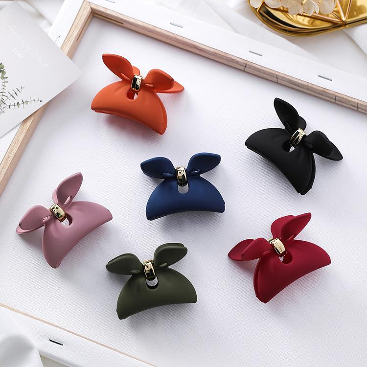 Acrylic Korea Geometric Hair accessories  B8303A pink NHMS1302B8303Apink
